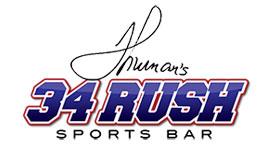 Thurman Thomas 34 Rush Restaurant Batavia Downs