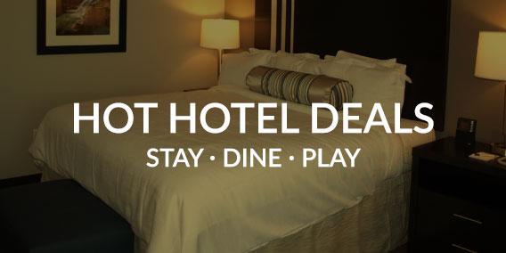 Hotel at Batavia Downs deals